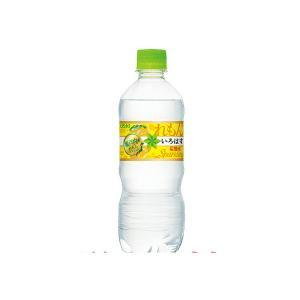 コカ・コーラ社製品 い・ろ・は・すスパークリングれもん 515mlPET 1ケース 24本 いろはすレモン|bestone1