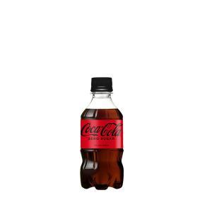 コカ・コーラ社製品 コカ・コーラゼロ300mlPET 1ケース 24本 ペットボトル コカコーラ|bestone1