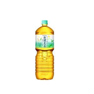 コカ・コーラ社製品 爽健美茶 ペコらくボトル 2LPET 2ケース 12本 ペットボトル|bestone1