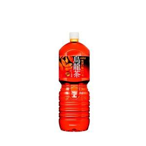 コカ・コーラ社製品 煌 烏龍茶 ペコらくボトル 2LPET 1ケース 6本 ペットボトル|bestone1