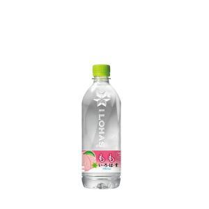 コカ・コーラ社製品 い・ろ・は・す白桃555mlPET 1ケース 24本 いろはす白桃もも|bestone1