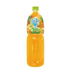 コカ・コーラ社製品 ミニッツメイドQooみかん 1.5LPET オレンジ 1ケース 8本|bestone1