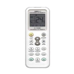 エアコンリモコン マルチリモコン リモコン 各社共通1000機種対応 汎用 SANYO/DAIKIN/SHARP/HITACHI/MITSUBISHI/TOSHIBA/Panasonic等【日本語説明書付】ライト|1|bestone1