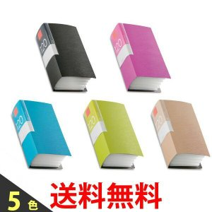 BUFFALO CD&DVDファイルケース ブックタイプ 120枚収納 BSCD01F120 PK BK GR BG BL|1|bestone1