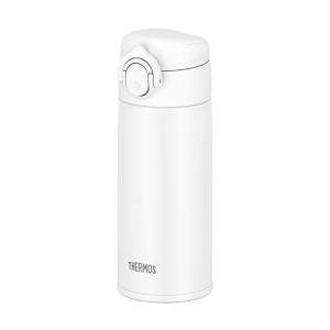 サーモス 水筒 真空断熱ケータイマグ ワンタッチオープンタイプ 0.35L ホワイト JOK-350 WH 保温・保冷 食洗機対応|||ベストワン