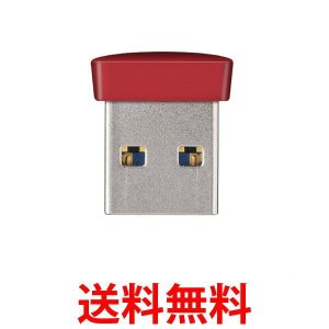 BUFFALO RUF3-PS32G-RD USB3.0対応 マイクロUSBメモリー 32GB レッド RUF3PS32GRD|1|bestone1