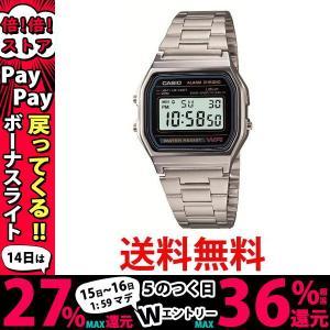 カシオ メンズ腕時計 CASIO デジタルウォッチ スタンダード A158WA-1JF