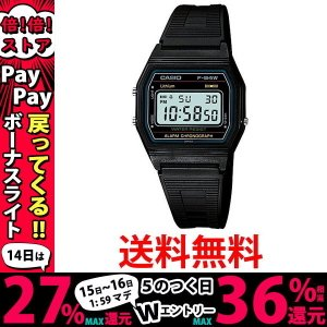 カシオ メンズ腕時計 CASIO デジタルウォッチ スタンダード F-84W-1