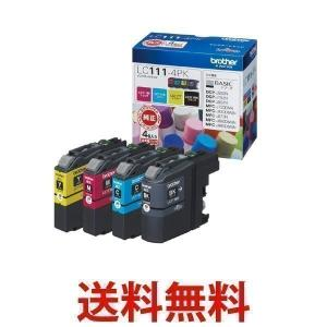 brother LC111-4PK 純正インクカートリッジ 4色パック ブラザー LC1114PK|2|bestone1