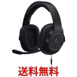 ロジクール G433BK G ゲーミングヘッドセット 有線  高音質 7.1ch Dolby 3.5...