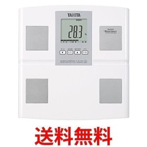 タニタ 体組成計 BC-705N WH ホワイト 日本製 自動認識機能付き/測定者をピタリと当てる ...