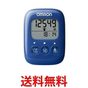 オムロン HJ-325-B 歩数計 ブルー OMRON HJ325B|1|bestone1