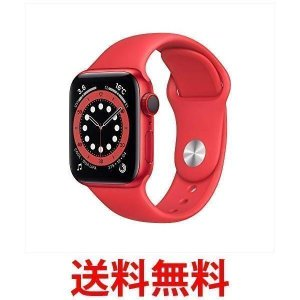 Apple Watch Series 6(GPS + Cellularモデル) 40mm (PROD...