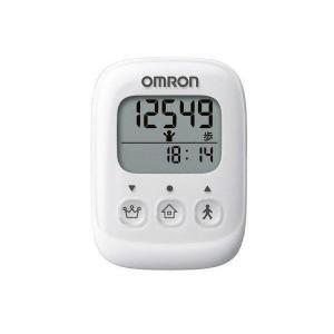 オムロン HJ-325-W 歩数計 ホワイト OMRON HJ325W|1|bestone1
