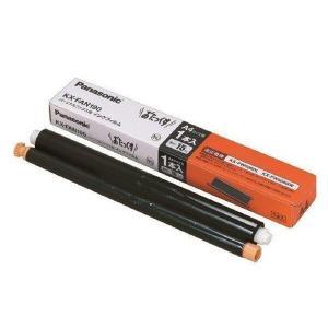 Panasonic KX-FAN190 パナソニック KXFAN190 普通紙ファックス おたっくす用 純正 インクフィルム|1