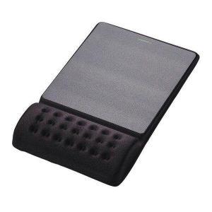 ELECOM 疲労軽減 リストレスト一体型 マウスパッド COMFY カンフィー ソフトMP-096 ディンプル加工|1|bestone1