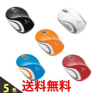 Logicool M187 ロジクール ワイヤレス ミニマウス 2.4GHz 光学式 コンパクト Wireless Mini Mouse|1|bestone1