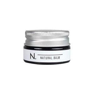 ナプラ N.ナチュラルバーム ミニ 18g NAPLA NATURAL BALM ヘアワックス・ハンドクリーム|bestone1