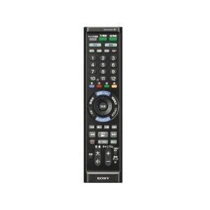 SONY マルチリモコン RM-PZ130D テレビ/BDレコーダ・プレーヤー操作可能 ブラック R...