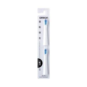 OMRON SB-071 オムロン SB071 2本入り 音波式電動歯ブラシ用替えブラシ トリプルクリアブラシスリムメディクリーン用 替ブラシ