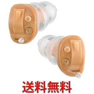 ONKYO OHS-D21 補聴器 両耳用 耳あな型補聴器 右耳用 左耳用 セット 小型 軽量 耳穴式 デジタル補聴器 オンキヨー ベストワン