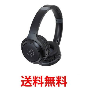 audio-technica ATH-S200BT BK オーディオテクニカ Bluetooth対応 ワイヤレスヘッドホン ブラック ATHS200BT BK|1|bestone1