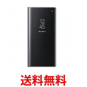 Galaxy Note8用 EF-ZN950CBEGJP Clear View Standing Cover Galaxy純正 国内正規品 ブラック EFZN950CBEGJP サムスン|1|bestone1