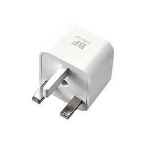 ★国内正規品★  ■海外のBFタイプのコンセントを日本の形状に変換できるプラグ  ■差込口は日本の電...