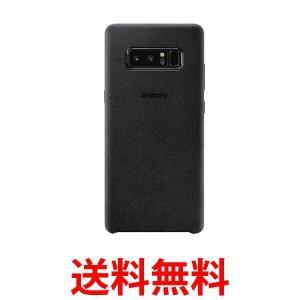 Galaxy Note8用 Alcantara Cover Galaxy純正 国内正規品 ブラック EF-XN950ABEGJP サムスン|1|bestone1