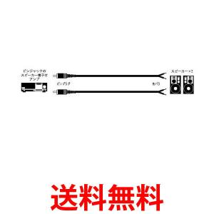 JVCケンウッド ビクター CN-158A ピンプラグ-先バラ 2本1組 3m CN158A|1|bestone1