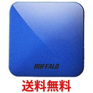 BUFFALO 無線LAN親機 WMR-433W-OB エアステーション 11ac/n/a/g/b 433/150Mbps パッションレッド WMR433WOB|1|bestone1