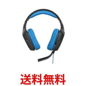 LOGICOOL ヘッドセット サラウンドサウンド ゲーミングヘッドセット G430 SURROUND SOUND GAMING HEADSET G430|bestone1