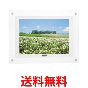 Nakabayashi フ-ACH-A4 ナカバヤシ アクリル製 ピクチャーフレーム 壁掛けタイプ A4判用|1|bestone1