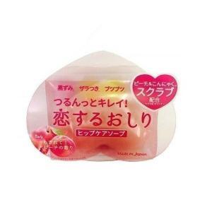 ペリカン石鹸 恋するおしり ヒップケアソープ 80g 石鹸 おしり ヒップケア