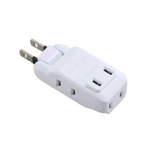 オーム電機 HS-A1415W マイクロタップ 4個口 HSA1415W|1|bestone1