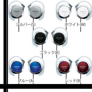Panasonic RP-HZ47 パナソニック RPHZ47 -S -W -K -A -R ステレオヘッドホン イヤホン クリップ オープンエア−型 アームレス 純正品|2|bestone1|02