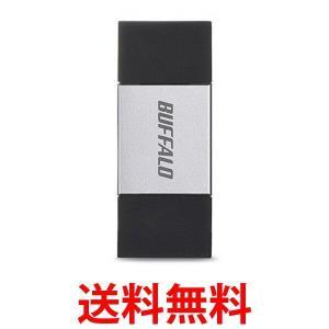 BUFFALO RUF3-AL016G-SV バッファロー RUF3AL016GSV Lightning対応 USBメモリー 16GB シルバー RUF3AL016G|1|bestone1