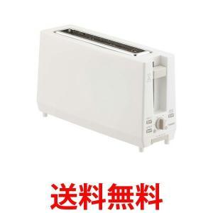 TWINBIRD TS-D404W ツインバード TSD404W ポップアップトースター POP UP TOASTER ホワイト 4枚切 対応 スリム ワイドスロット|1|bestone1