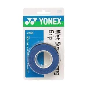 ヨネックス AC135  ウェットスーパーストロンググリップ オリエンタルブルー YONEX