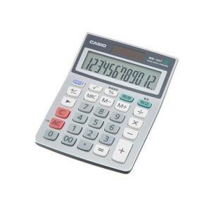 CASIO カシオ スタンダード 電卓 時間・税計算 ミニジャストタイプ 12桁 MW-12GT-N|1|bestone1