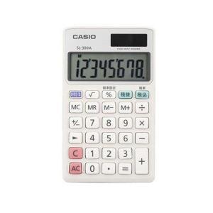 CASIO SL-300A-N パーソナル 電卓 8桁 手帳タイプ  カシオ 時間 税計算 SL300AN|1|bestone1