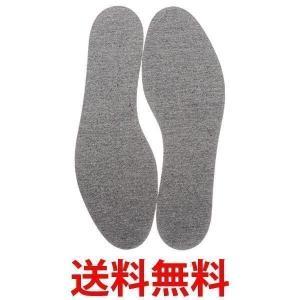 ノサックス 安全靴用踏抜き防止中敷 SKA-106  グレー/SS 22.5cm/23cmの画像