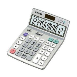 CASIO DF-120GT-N スタンダード電卓 時間・税計算 デスクタイプ 12桁 カシオ DF120GTN|1|bestone1