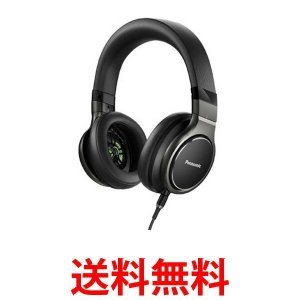Panasonic RP-HD10-K パナソニック RPHD10K 密閉型 ヘッドホン ハイレゾ音源対応 ブラック|bestone1