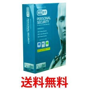 ESET パーソナル セキュリティ 1台1年版(最新版) キ...