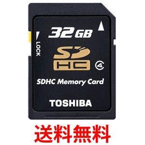 TOSHIBA SD-L032G4 東芝 SDHCカード32GB CLASS4 SDL032G4|1|bestone1