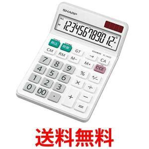 シャープ EL-N432-X ナイスサイズタイプ 12桁 ELN432X 卓上電卓|2|bestone1