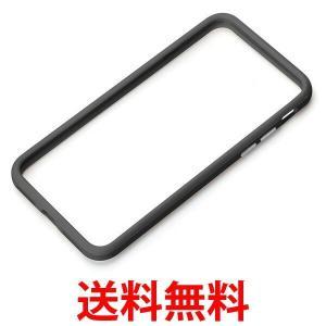 PGA PG-16MBP06BK  iJacket PG16MBP06BK iPhone7 ケース ハイブリッドバンパー ブラック|1|bestone1
