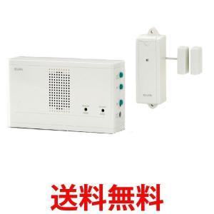 ELPA EWS-1002 エルパ EWS1002 ワイヤレスチャイム ドア用送信器セット 特定小電力ワイヤレスチャイムシリーズ 朝日電器|1|bestone1