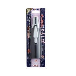 東海 チャッカマン ともしび 2年保証付き ソフト着火 注入式 着火ライター  TOKAI